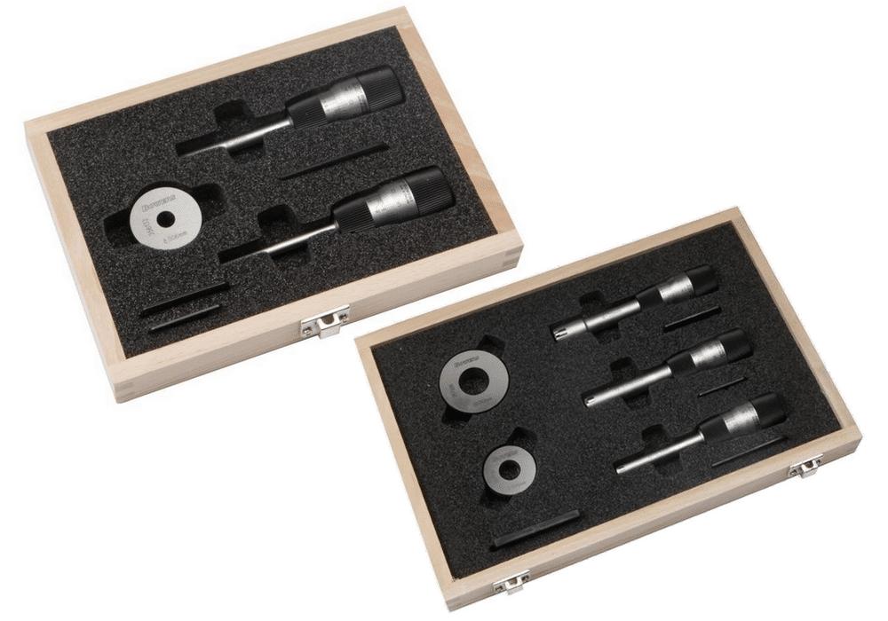 Jeux de micromètres analogique - Impérial Bowers - XTA Micro