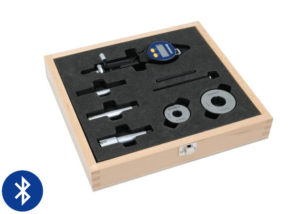 Jeux de micromètres - Poignée à levier Bowers