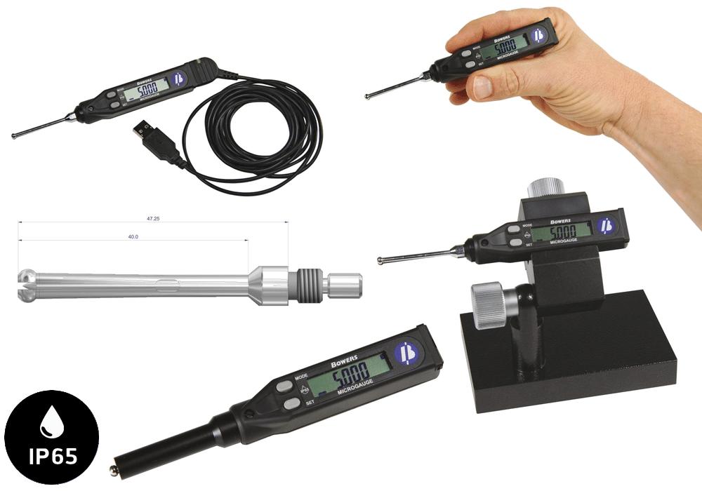 MicroGauge - Mesure d'alésage en 2 points 1-10mm Bowers