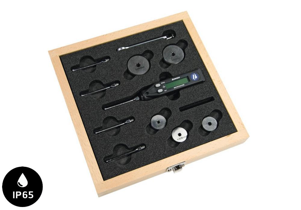 Bowers MicroGauge - Mesure d'alésage en 2 points 1-10mm