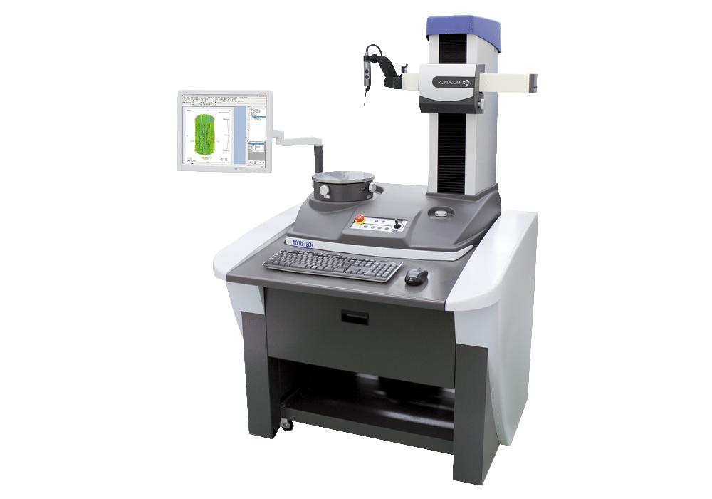 Mesure de rugosité Rondcom Nex DX 200 Accretech