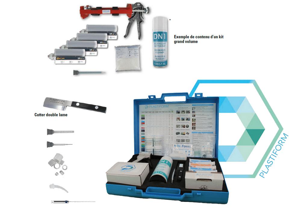 Kits & Accessoires empreintes Plastiform