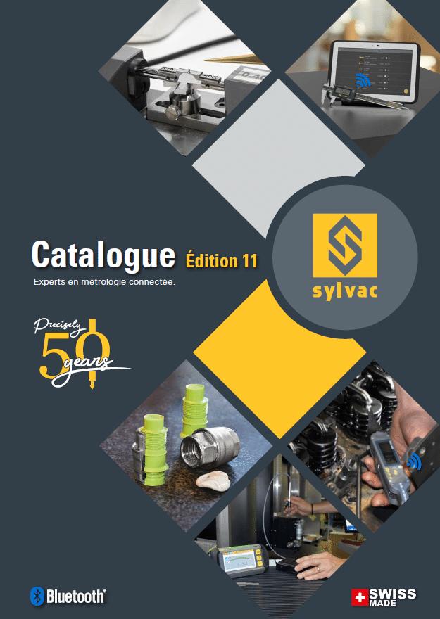 Le catalogue complet de la Gamme Sylvac