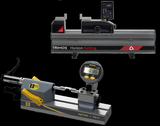 Une gamme complète de bancs de mesure de la marque Trimos & Sylvac
