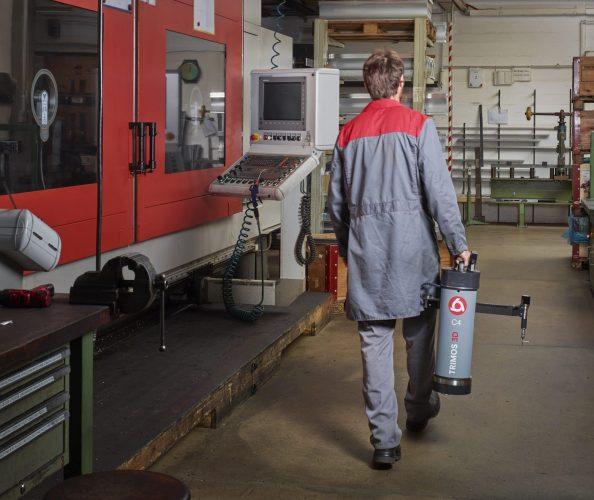 Transportez votre machine de mesure tridimensionnelle Trimos partout !