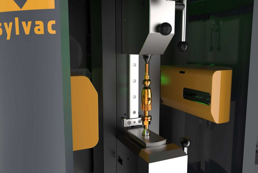 Machine de mesure Optique Sylvac Scan